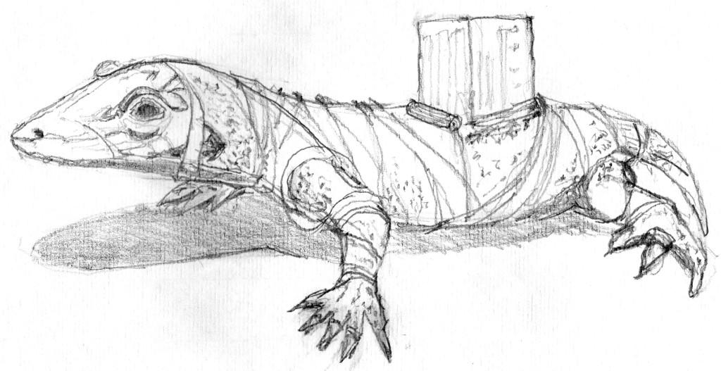 M.lizard